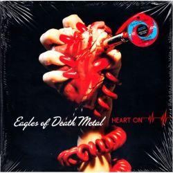 "EAGLES OF DEATH METAL - HEART ON (1 LP + 7"" SINGLE) - LIMITED EDITION - WYDANIE AMERYKAŃSKIE689230011118"