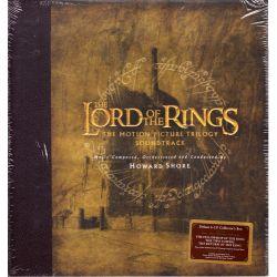 LORD OF THE RINGS, THE [WŁADCA PIERŚCIENI] - TRILOGY - HOWARD SHORE (6 LP BOX) - WYDANIE AMERYKAŃSKIE