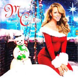 CAREY, MARIAH - MERRY CHRISTMAS II YOU (1 LP) - WYDANIE AMERYKAŃSKIE