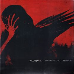 KATATONIA - THE GREAT COLD DISTANCE (2 LP) - LIMITED EDITION 180 GRAM RED VINYL PRESSIING