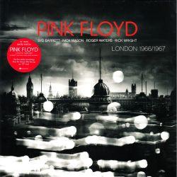 "PINK FLOYD - LONDON 1966/1967 (1 EP) 10"""