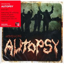 AUTOPSY - INTRODUCING AUTOPSY (2 CD)