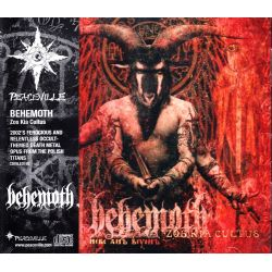 BEHEMOTH - ZOS KIA CULTUS (HERE AND BEYOND) (1 CD)