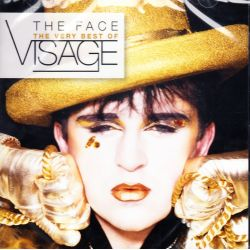 VISAGE - THE FACE (THE VERY BEST OF VISAGE) (1 CD)