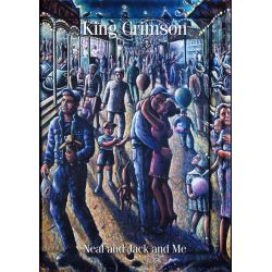 KING CRIMSON - NEAL AND JACK AND ME (1 DVD)