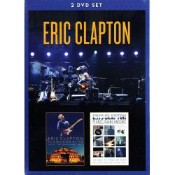 CLAPTON, ERIC - SLOWHAND AT 70: LIVE AT THE ROYAL ALBERT HALL / PLANES, TRAINS AND ERIC (2 DVD)