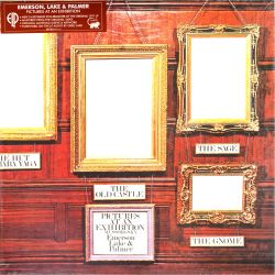 EMERSON LAKE & PALMER - PICTURES AT AN EXHIBITION (1 LP)