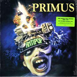 PRIMUS - ANTIPOP (2 LP) - 180 GRAM PRESSING - WYDANIE AMERYKAŃSKIE