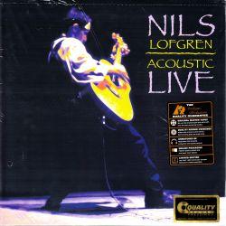 LOFGREN, NILS - ACOUSTIC LIVE (2 LP) - 200 GRAM PRESSING - WYDANIE AMERYKAŃSKIE