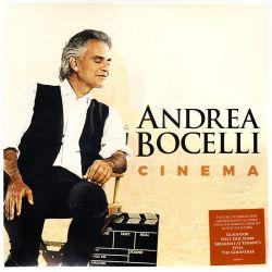 BOCELLI, ANDREA - CINEMA (2 LP) - WYDANIE AMERYKAŃSKIE