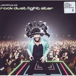 JAMIROQUAI - ROCK DUST LIGHT STAR (2LP) - 180 GRAM PRESSING