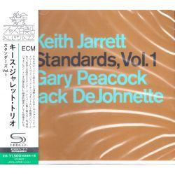 JARRETT, KEITH, GARY PEACOCK, JACK DEJOHNETTE - STANDARDS, VOL. 1 (1 SHM-CD) - WYDANIE JAPOŃSKIE