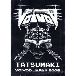 VOIVOD - TATSUMAKI VOIVOD JAPAN 2008 (1 DVD) - WYDANIE AMERYKAŃSKIE
