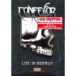 CONFESSOR - LIVE IN NORWAY (1 DVD)