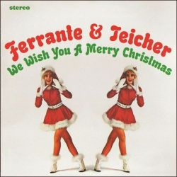 Ferrante and Teicher - We Wish You a Merry Christmas (180g Vinyl LP)