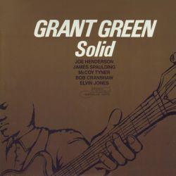 GREEN, GRANT - SOLID (1LP)
