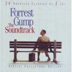 FORREST GUMP - ELVIS PRESLEY / WILSON PICKETT / JOAN BAEZ / CREEDENCE CLEARWATER REVIVAL / BOB DYLAN / DOORS A.M.M. (2 CD)