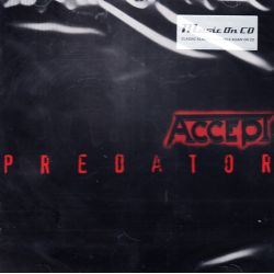 ACCEPT - PREDATOR (1 CD)