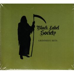 BLACK LABEL SOCIETY - GRIMMEST HITS (1 CD)
