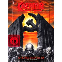 KREATOR - AT THE PULSE OF KAPITULATION - LIVE IN EAST BERLIN 1990 (DVD + CD)