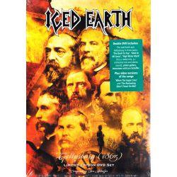 ICED EARTH - GETTYSBURG (1863) (2 DVD)