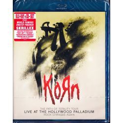 KORN - LIVE AT THE HOLLYWOOD PALLADIUM (BLU-RAY + CD)