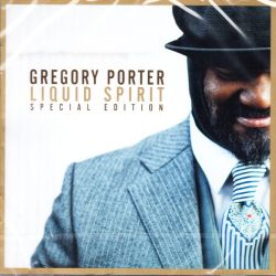PORTER, GREGORY - LIQUID SPIRIT (1 CD) - SPECIAL EDITION