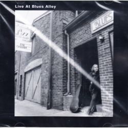CASSIDY, EVA - LIVE AT BLUES ALLEY (1 CD)