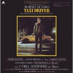 TAXI DRIVER [TAKSÓWKARZ] - BERNARD HERMANN (1LP) - MOV EDITION - 180 GRAM PRESSING