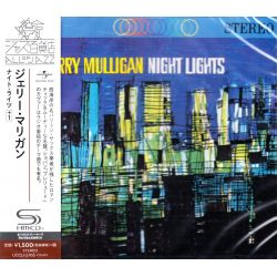 MULLIGAN, GERRY - NIGHT LIGHTS (1 CD) - WYDANIE JAPOŃSKIE