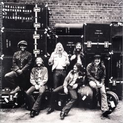 ALLMAN BROTHERS BAND, THE - AT FILLMORE EAST (2 LP) - 180 GRAM PRESSING