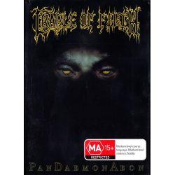CRADLE OF FILTH - PANDAEMONAEON (1 DVD)