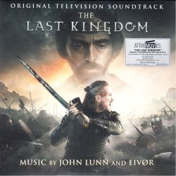 THE LAST KINGDOM [UPADEK KRÓLESTWA] - JOHN LUNN AND EIVOR (1 LP) - MOV LIMITED EDITION 500 COPIES 180 GRAM SILVER VINYL PRESSING
