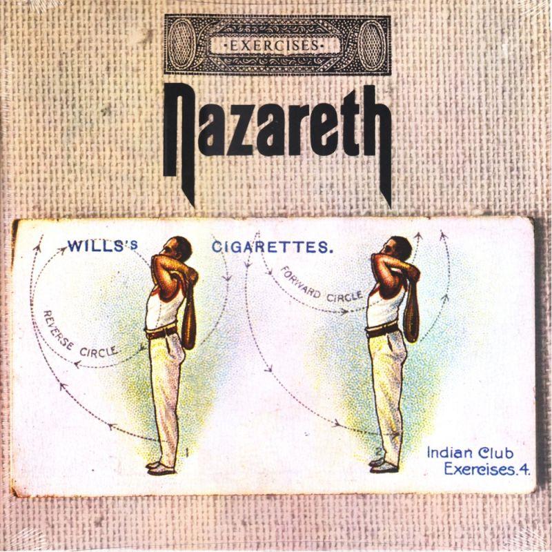 Nazareth Exercises 1 Lp 180 Gram Vinyl Pressing