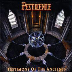 PESTILENCE - TESTIMONY OF THE ANCIENTS (1 LP)