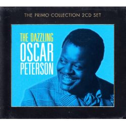 PETERSON, OSCAR - THE DAZZLING OSCAR PETERSON: PRIMO COLLECTION (2 CD)