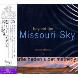 HADEN, CHARLIE & PAT METHENY - BEYOND MISSOURI SKY(1 SHM-CD) - WYDANIE JAPOŃSKIE