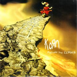 KORN - FOLLOW THE LEADER (2 LP) - 180 GRAM PRESSING