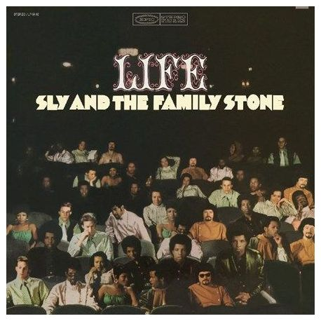 Sly and the Family Stone - Life (Colored Vinyl LP)