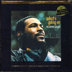 GAYE, MARVIN - WHAT'S GOING ON (2 LP) - MFSL LIMITED ULTRADISC ONE-STEP 45 RPM EDITION - WYDANIE AMERYKAŃSKIE