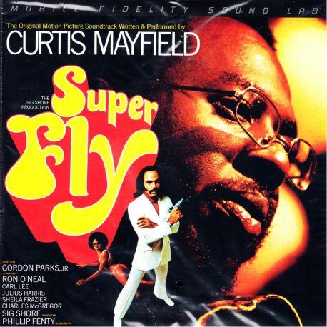 MAYFIELD, CURTIS - SUPER FLY [ODLOT] (2 LP) - LIMITED NUMBERED MFSL EDITION - 180 GRAM PRESSING - WYDANIE AMERYKAŃSKIE