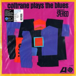COLTRANE, JOHN - COLTRANE PLAYS THE BLUES (2 LP) - LIMITED NUMBERED 45RPM ORG EDITION 180 GRAM PRESSING - WYDANIE AMERYKAŃSKIE