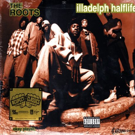 Roots The Illadelph Halflife 2 Lp Wydanie