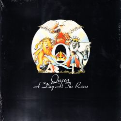 QUEEN - A DAY AT THE RACES (2 LP) - WYDANIE AMERYKAŃSKIE