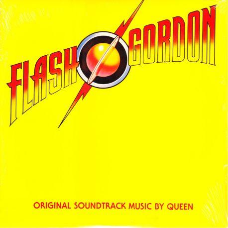 FLASH GORDON - QUEEN (1 LP) - WYDANIE AMERYKAŃSKIE