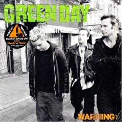 GREEN DAY - WARNING: (1 LP) - WYDANIE AMERYKAŃSKIE