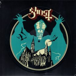 GHOST - OPVS EPONYMOVS (1 LP) - PICTURE DISC