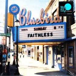 FAITHLESS - SUNDAY 8 PM (2LP) - MOV EDITION - 180 GRAM PRESSING