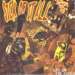 SICK OF IT ALL - LIFE ON THE ROPES (1LP)