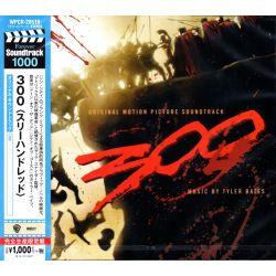 300 [TRZYSTU] - TYLER BATES (1 CD) - WYDANIE JAPOŃSKIE